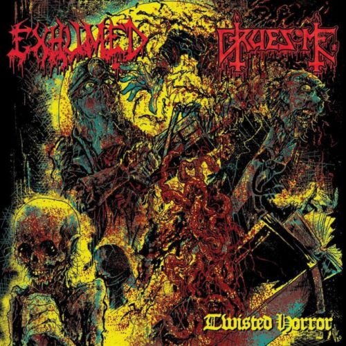 Exhumed-Gruesome-Twisted-Horror-Split-680x680