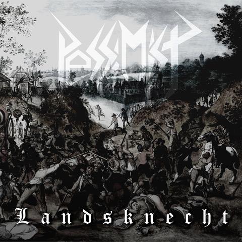 Pessimist - Landsknecht Single Cover